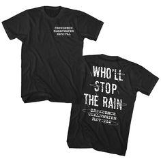 Creedence Clearwater Revival Women/'s Bayou Gator Boyfriend Fit T-Shirt