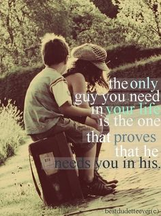 Trying to prove it... <3