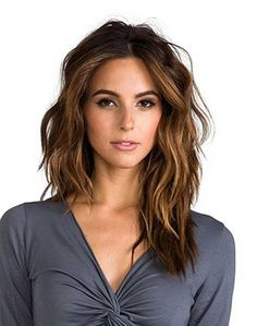 Best Mid Length Hair Layered