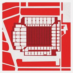 Anfield Print, 34€, now featured on Fab.