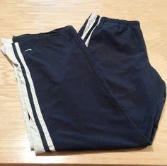 Nike Pants Navy Blue! Worn a couple times!! Still Like New!! Nike Pants Track Pants & Joggers