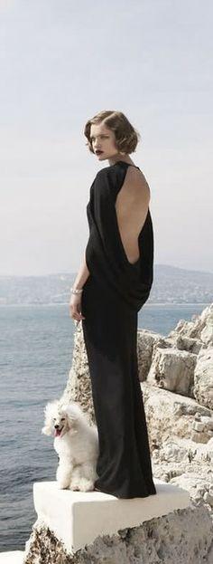 classy style Natalia Vodianova by Mario Testino ♥✤   KeepSmiling   BeStayClassy
