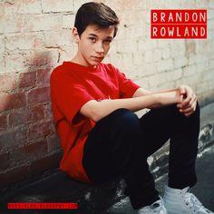 Brandon Rowland Biodata