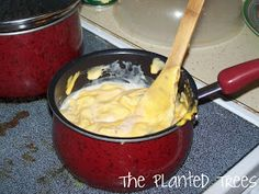 The Planted Trees: Tasty Tuesday: A New Year's Dish