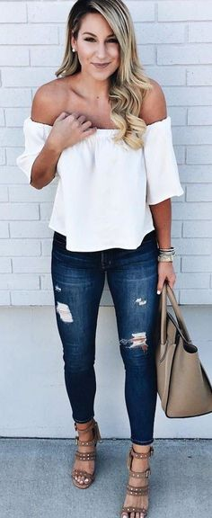 105 Hot Summer Outfit Ideas To Try Right Now #summer #outfit #style Visit to see full collection