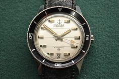 FS: vintage Spera Diver watch 60`s in mint condition