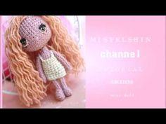 tutorial amigurumi doll bagian 1 - YouTube