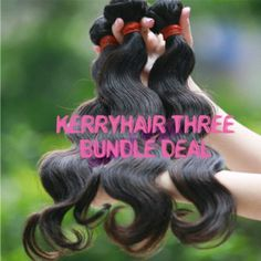 Virgin hair extensions available at www.kerryhair.com