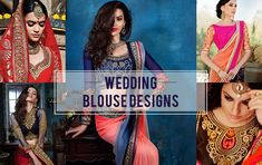 A saree, however beautiful and expensive it may be, is incomplete with a good, stylish and well-fitting matching blouse...