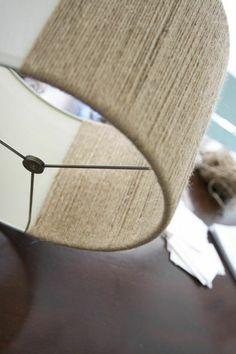 alte lampenschirme neu gestalten