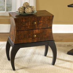 Hidden Treasures Occasional Accent Chest From Hammary