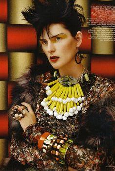 Jewelry Love her hair