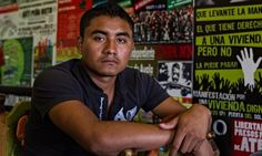 Students who survived Mexico's night of bloody horror accuse army and police  This is poignant. An eyewitness, survivor of the attack against Mexican students that ended in the disappearance of 43 protesters, tells his story.
