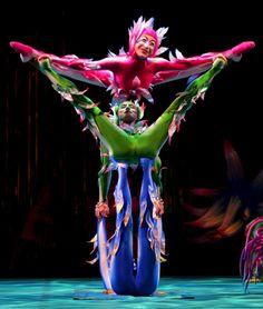 Cirque du Soleil anunciará la próxima semana su nuevo show en Chile VAREKAI