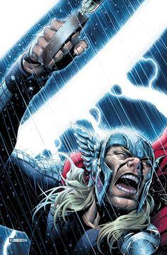 Unworthy Thor #2 (Cheung Variant)