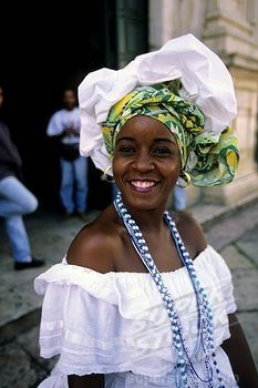 brazilian people and culture | bahiane, salvador de bahia, brazil | Stock Photo 3153-725076 ...