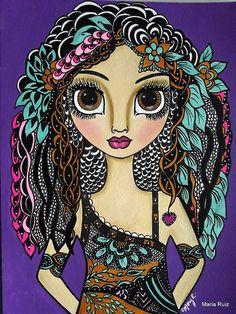 4-DSCF5121 by BIG EYED ART (Mary R Artist), via Flickr