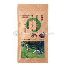 [JAS Certified Organic] Happy tea : Organic Value Sencha Green Tea Sencha Green Tea, Happy Tea, Matcha, The Selection, Tokyo, Organic, Tokyo Japan