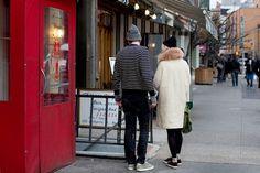 On The Street…Lafayette St., New York