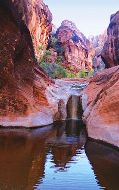 Wow now this is worth the hike: Utah