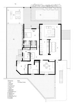 W.F.H House by The K.O.T Project - I Like Architecture