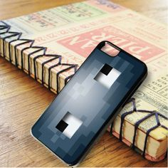 Minecraft Grey Squid Head iPhone 6|iPhone 6S Case