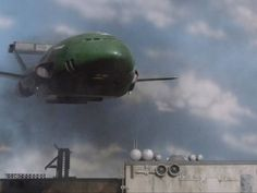 Thunderbird 2 Thunderbirds 1965