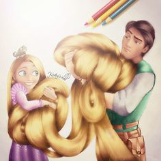 Tangled Drawing :)
