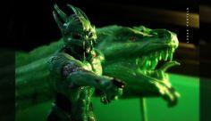 #Cavaleiro #Dragão - meu #personagem inspirado no #conceito do #anime #Cavaleiros do #Zodiaco #escultura produzida em #2010 inteiramente modelada em #biscuit - #character #design #dragon #knight #saintseya #cavaleirosdozodíaco #verde #green #chinise #chines #porcelana #porcelanafria #logan #portela #esculturasloganportela #facebook www.facebook.com/esculturasloganportela/