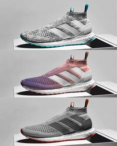 Some truly impressive Concept ideas of the  ACE 16+ PureControl UltraBoost by the amazing and very talented @Mr.p4b10  with an excellent eye for Detail. ⚜️What is your Favorite?  1. Winter Digi Camo  2. Northern Sunset  3. Solebox UB inspired  He got me w