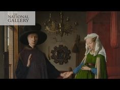(12) Van Eyck's Arnolfini Portrait | Reflections: Van Eyck and the Pre-Raphaelites | National Gallery - YouTube
