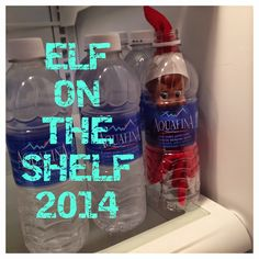 25 Elf on the Shelf ideas +  goodbye/returning to North Pole letter