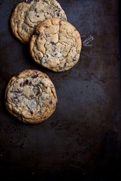 The Absolute Best Ever Chocolate Chip Cookies | Hint of Vanilla