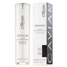 Skin Chemists Advanced Caviar Duo Moisturiser ML) Caviar, Classic Christmas Gifts, Skin Chemists, Dry Skincare, Neroli Oil, Uneven Skin Tone, Abstract Styles, Moisturiser, Face Skin