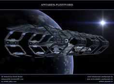 Fan Fiction, Science Fiction, Sci Fi Spaceships, Star Trek Ships, Space Station, Spacecraft, Planets, Concept Art, Space Ship