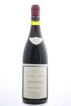 Dominique Laurent Bourgogne Cuvée Numéro 1 De Luxe 2005. France, Burgundy, Bourgogne. 6 Bottles á 0,75l. Estimate (11/2016): 140 USD (23,33 USD (568 CZK) / Bottle).