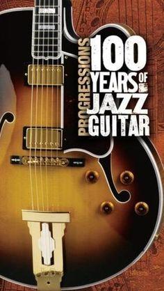 Progressions: 100 Years of Jazz Guitar [CD]