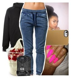 """""""..."""" by theyknowtyy ❤ liked on Polyvore featuring SWEAR and OnePiece"""