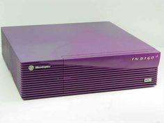 Silicon Graphics CMNB007Y125 SGI Indigo 2