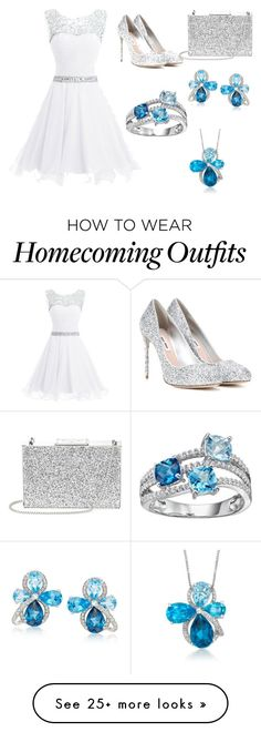 """Prom time"" by lolcleo on Polyvore featuring Miu Miu, Aspinal of London and Ross-Simons"