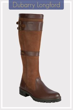 Currently Coveting: The NEW Dubarry Longford Boot on Cavalcade