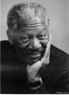 Morgan Freeman One of My All Time Favorites!