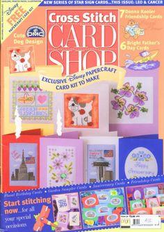 Gallery.ru / Фото #1 - Cross Stitch Card Shop 30 - WhiteAngel