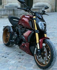 Ducati Performance, Ducati Monster, Super Bikes, Bike Life, Chopper, Paris, Vehicles, Instagram, Wheels