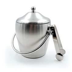 Double walled Stainless Steel Ice Bucket with Tongs, Ice ... https://www.amazon.com/dp/B01ABX6CP2/ref=cm_sw_r_pi_dp_JAdExb9YMSPEG  oncabinet infoyer parlor