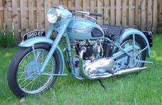 Triumph Thunderbird – 1950