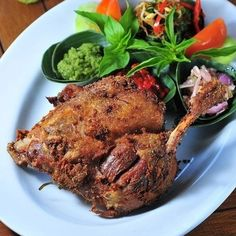 Braised Duck, Malay Food, Duck Recipes, Indonesian Food, Tandoori Chicken, Crockpot, Pork, Food And Drink, Turkey