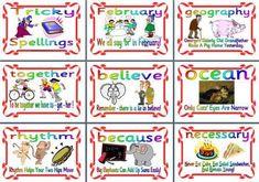 29 Best Spelling Mnemonics images | Phonics, Spelling, Teaching