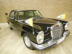 Mercedes Type 600: Pope car | Flickr - Photo Sharing!
