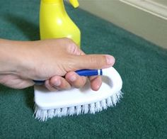 How to Remove Old Urine Stains from a Carpet. ---- the joy of dogs! Deep Cleaning Tips, Cleaning Recipes, Natural Cleaning Products, Cleaning Solutions, Cleaning Hacks, Cleaning Pet Urine, Toilet Cleaning, Homemade Toilet Cleaner, Cleaners Homemade